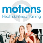 motions fitness personal training courses